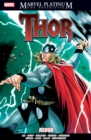 Marvel Platinum: The Definitive Thor Redux - Book