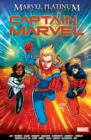 Marvel Platinum: The Definitive Captain Marvel - Book