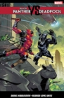 Black Panther Vs. Deadpool - Book