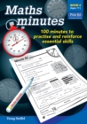Maths Minutes : Book 6 - Book