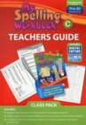 My Spelling Workbook Book C Class Pack - Book