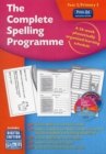 The Complete Spelling Programme Year 2/Primary 3 : A 36-week Phonetically Organised Learning Schedule - Book