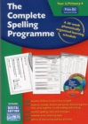 The Complete Spelling Programme Year 3/Primary 4 : A 36-week Phonetically Organised Learning Schedule - Book