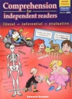 Comprehension for Independent Readers Middle : Literal - Inferential - Evaluative - Book