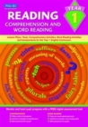 Reading - Comprehension and Word Reading : Lesson Plans, Texts, Comprehension Activities, Word Reading Activities and Assessments for the Year 1 English Curriculum 1 - Book