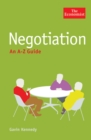 The Economist: Negotiation: An A-Z Guide - Book