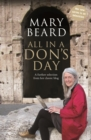 All in a Don's Day - Book
