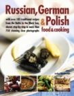 Russian, German & Polish Food & Cooking - Book