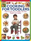 Cooking for Toddlers - Book