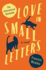 Love in Small Letters - Book