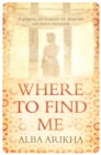 Where to Find Me - Book