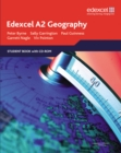 Edexcel A2 Geography SB with CD-ROM - Book
