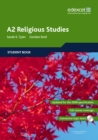 Edexcel A2 Religious Studies Student book and CD-ROM - Book