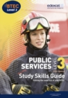 BTEC Level 3 National Public Services Study Guide - Book