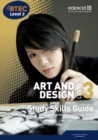 BTEC  Level 3 National Art and Design Study Guide - Book