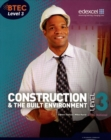 BTEC Level 3 National Construction and the Built Environment Student Book - Book