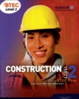 BTEC Level 2 First Construction Student Book - Book