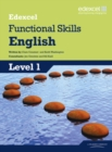 Edexcel Level 1 Functional English Student Book - Book