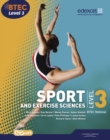 BTEC Level 3 National Sport and Exercise Sciences Student Book - Book