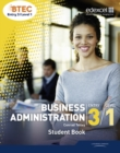 BTEC Entry 3/Level 1 Business Administration Student Book - Book