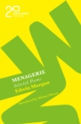 The Edwin Morgan Twenties: Menagerie - Book