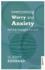 Overcoming Worry and Anxiety - eBook