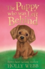 The Puppy who was Left Behind - Book