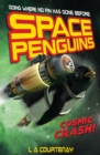 Space Penguins Cosmic Crash - eBook