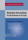 Business Accounting: For Businesses Of All Types - Book