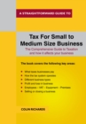 Tax for Small to Medium Size Business - eBook
