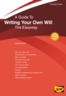 Writing Your Own Will : The Easyway Guide - Book