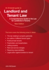 Landlord And Tenant Law : An Emerald Guide - Book