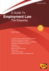 A Guide To Employment Law : The Easyway. Revised Edition 2020 - Book
