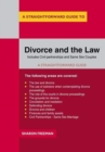A Straightforward Guide To Divorce And The Law - Book