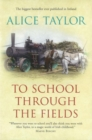 To School Through the Fields - Book