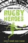 Rugby Heroes : Ghostly Ground, Deadly Danger - Book