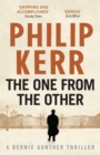 The One From The Other : Bernie Gunther Thriller 4 - Book