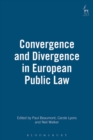 Convergence and Divergence in European Public Law - eBook