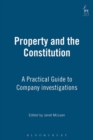 Property and the Constitution - eBook