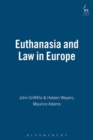 Euthanasia and Law in Europe - eBook