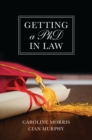 Getting a PhD in Law - eBook