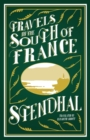 Travels in the South of France - Book