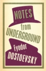 Notes from Underground: New Translation - Book