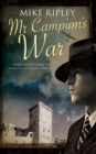 Mr Campion's War - Book