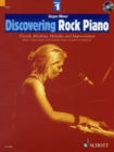 Discovering Rock Piano : Chords, Rhythms, Melodies and Improvisation: Piano - Book
