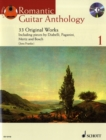 Romantic Guitar Anthology : 33 Original Works - Book