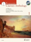 Romantic Clarinet Anthology Vol. 1 : 25 Pieces - Book