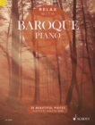 Relax with Baroque Piano : 35 Beautiful Pieces - Book