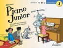Piano Junior : A Creative and Interactive Piano Course for Children: Lesson Book 1 - Book