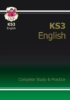New KS3 English Complete Revision & Practice (with Online Edition) - Book